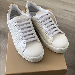 Burberry women sneakers